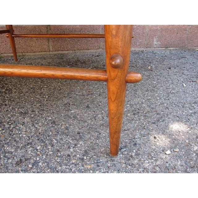 Image of Mid-Century Round Teak Coffee Table
