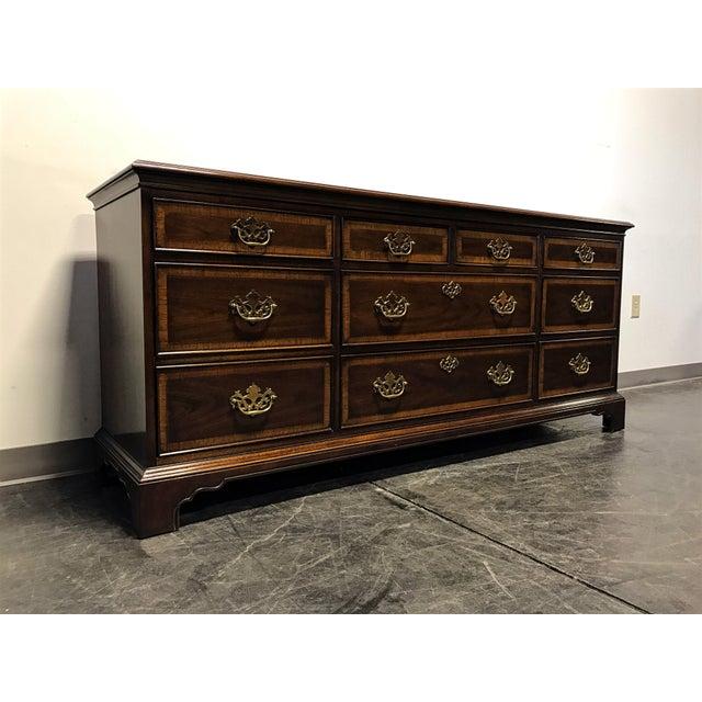 Drexel Heritage 18th Century Mahogany Dresser - Image 3 of 11