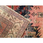 """Image of Colorful Persian Area Rug - 3'7"""" X 4'6"""""""