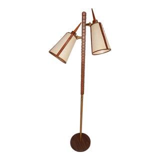 Spear Tip Floor Lamp