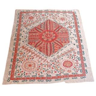 Contemporary Suzani Embroidery
