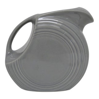 Fiesta Ceramic Pitcher
