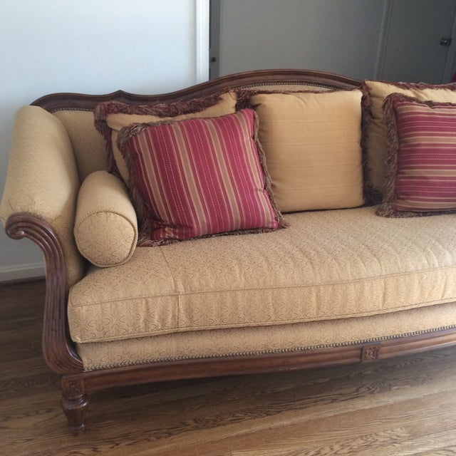 Thomasville Custom Sofa - Image 3 of 7