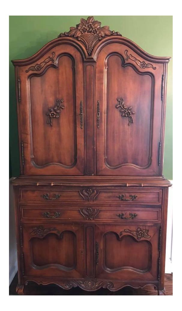 Vintage Tomlinson China Cabinet