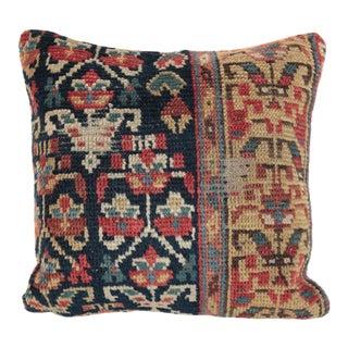 Antique Caucasion Rug Pillow Case