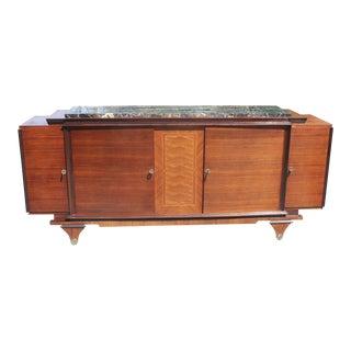 French Art Deco Grand Palisander Buffet