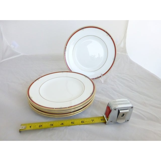 "Wedgwood ""Colorado Gold"" Salad Plates - Set of 6 - Image 4 of 5"