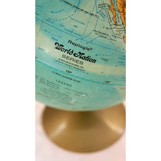 1970s Replogle Vintage Globe - Image 2 of 4