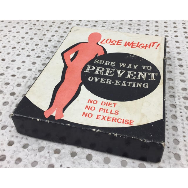 "Vintage ""Lose Weight!"" Joke Set - Image 4 of 6"