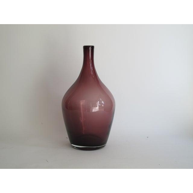 Purple Demilune Bottle - Image 3 of 5