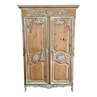 Ethan Allen French Country Armoire