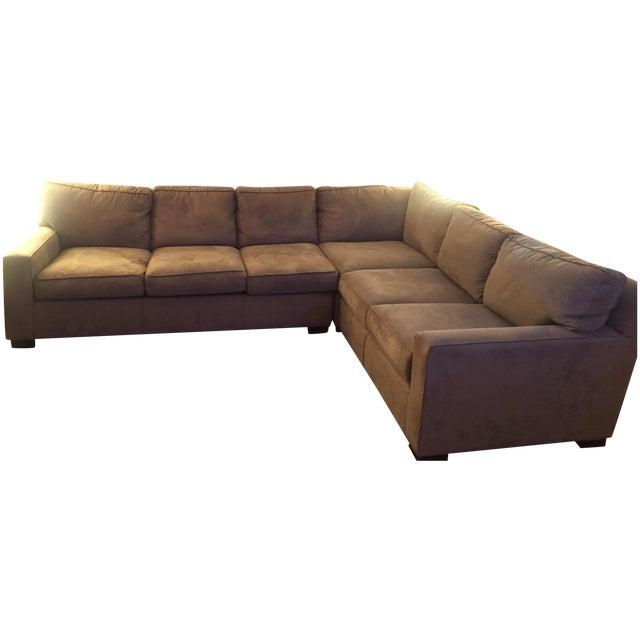 Corner Sofa Bed Sale Ireland: Mitchell Gold + Bob Williams Sectional Sofa