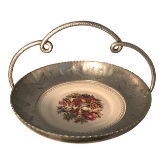 Imperial Victorian Serving Plate