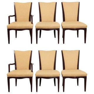Barbara Barry for Baker Dining Chairs - Set of 6