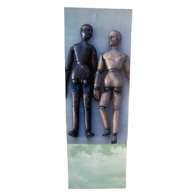 Vintage Store Advertisement Mannequins Display - Image 1 of 5