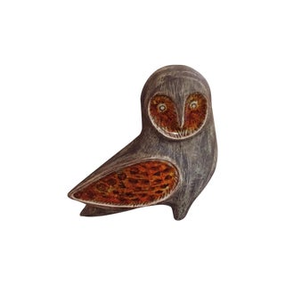 Jonathan Adler Glass Menagerie Barn Owl