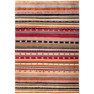 "Lori Hand Knotted Area Rug - 6'3"" X 8'10"""