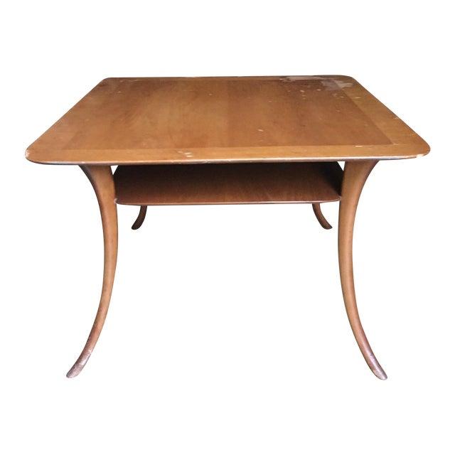 Image of Robsjohn Gibbings Widdicomb Saber Leg Table
