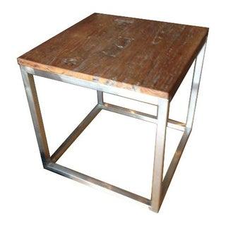 Lignum Side Table