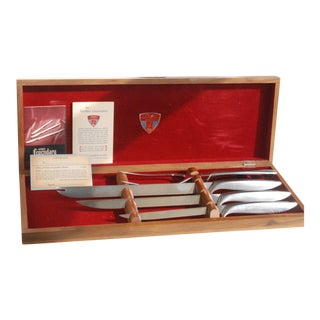 Gerber Miming Legendary Carving Knives Set