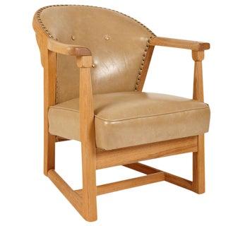 Herman De Vries Style Armchair