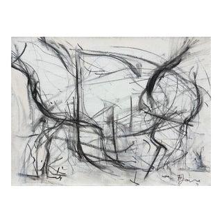 'Movment II' Original Painting