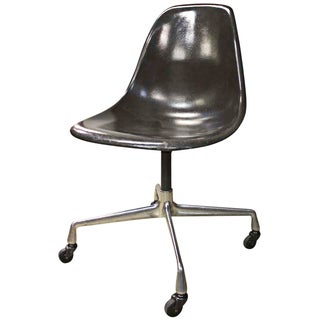 Eames Swivel Fiberglass Shell Chair  - 30 Avail.
