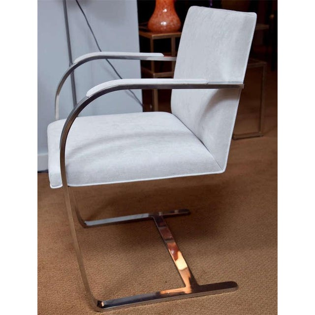 Pair of Mies Van Der Rohe Brno Chairs - Image 3 of 7