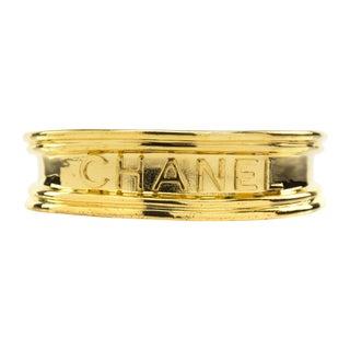 Chanel Vintage Cuff Bracelet