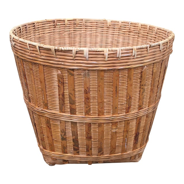 Wicker Basket - Image 1 of 11