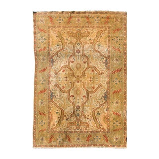 """Vintage Hand Knotted Rug - 8'6"""" X 12'"""
