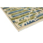 """Image of New Arts & Crafts Hand Knotted Area Rug - 4'2"""" x 6'3"""""""