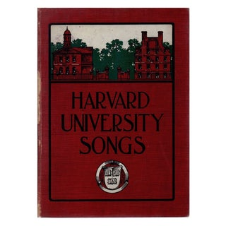 """Harvard University Songs"" by E.F. Du Bois"