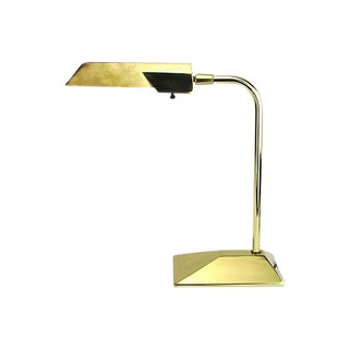 Stiffel Brass Executive Desk Lamp
