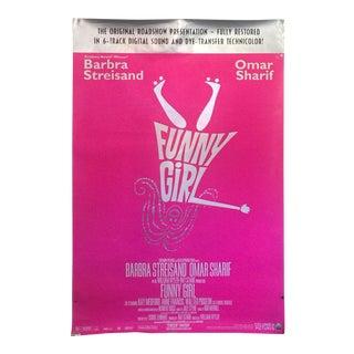 Funny Girl Barbara Streisand Poster