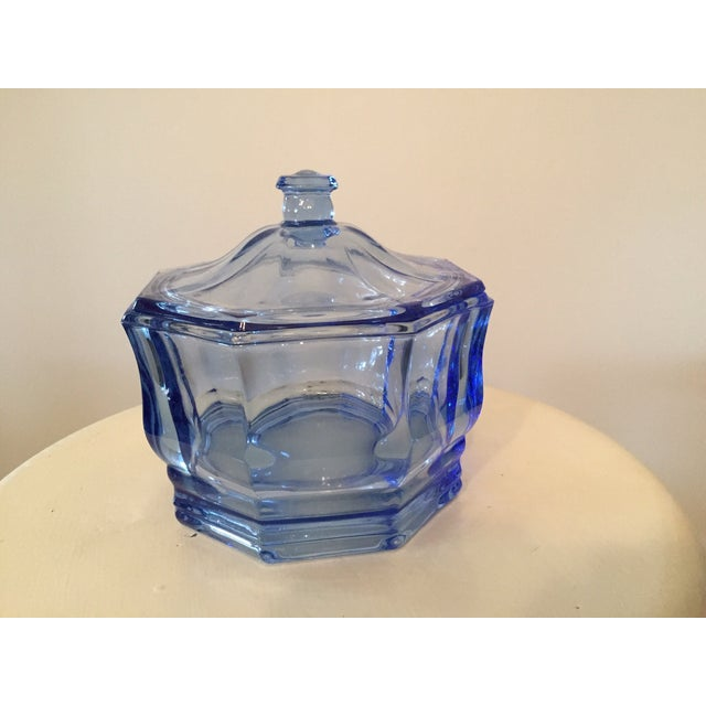 Vintage Lidded Candy Dish or Catch All - Image 2 of 3