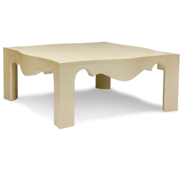 """Truex American Furniture """" Florence Coffee Table"""" - Image 2 of 5"""