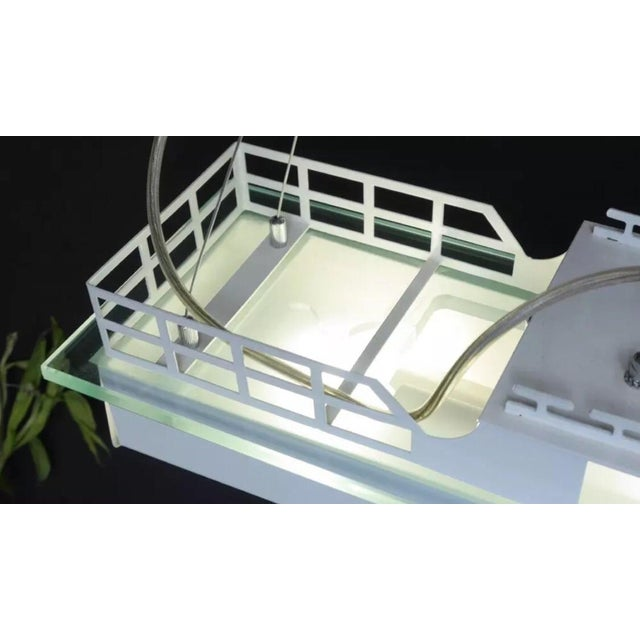 Image of Modern Boat Light Fixture