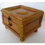 Image of Handmade Wooden Box