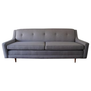 1950's Mid-Century Danish Modern Couch in Maharam