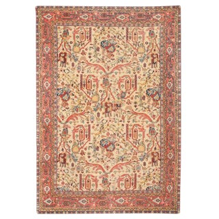 Antique Turkish Sivas Rug