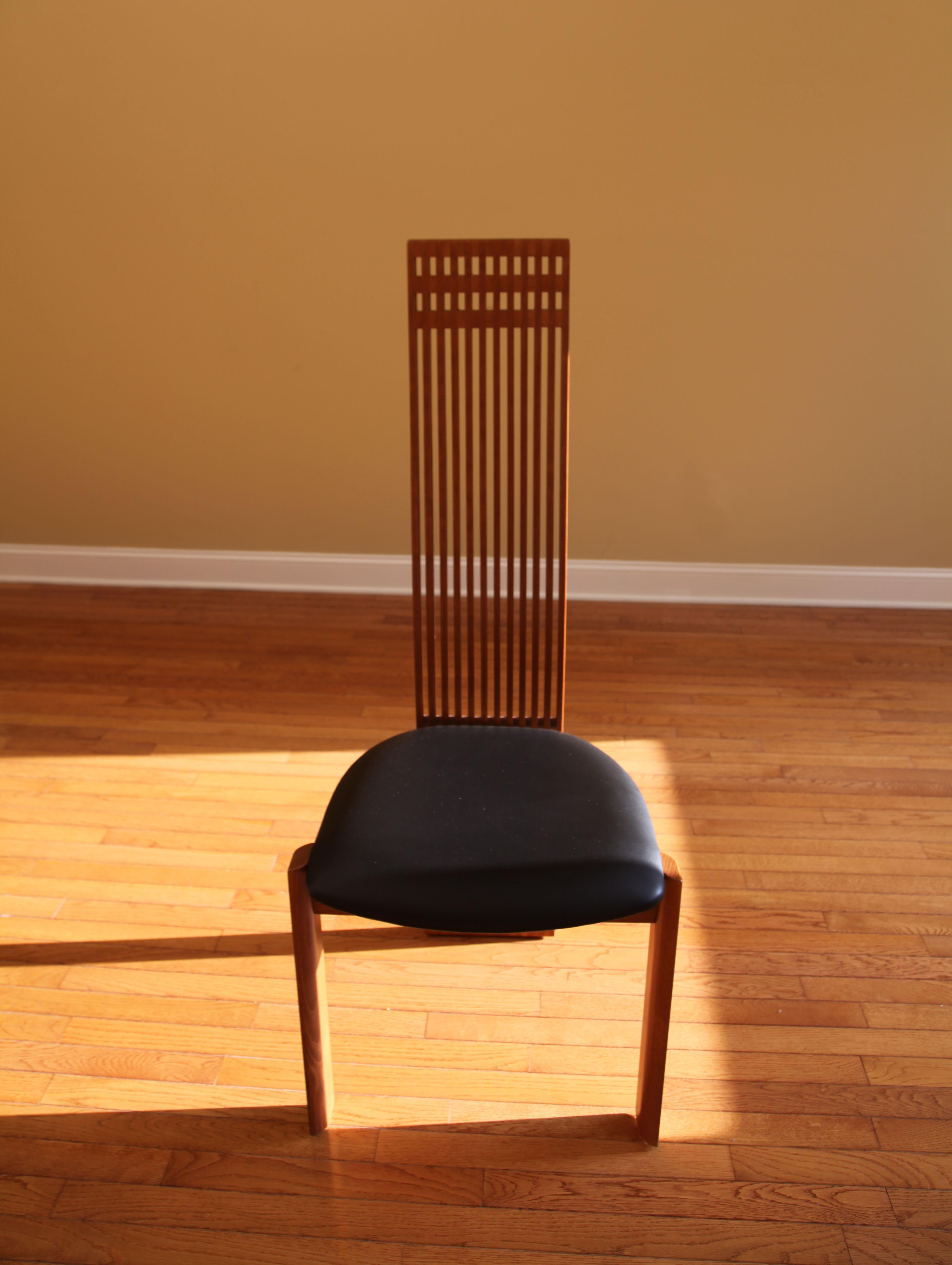 Maurice Villency Dining Chairs   Set Of 10   Image 5 Of 7