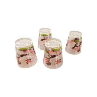 Pheasant Shot Glasses - Set of 4
