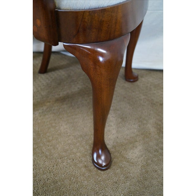Hickory 18th Century Style Dining Chairs - S/6 - Image 8 of 10