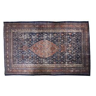 "Vintage Persian Bibikabad Carpet - 11'6"" X 16'7"""