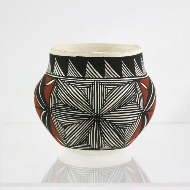 Vintage Acoma Native American Art Pottery - Image 3 of 5