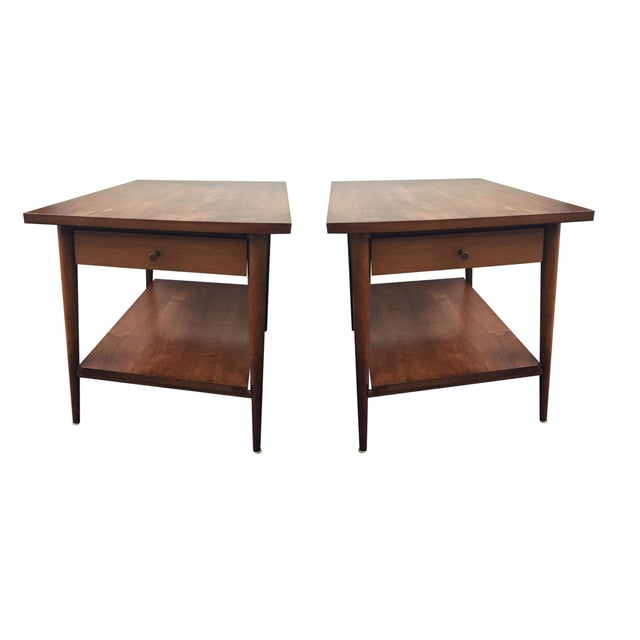 Image of Paul McCobb Side Tables - A Pair