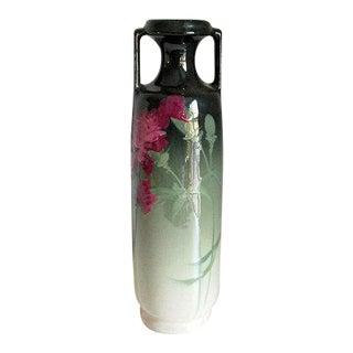 Antique Weller Pottery Eocean Vase