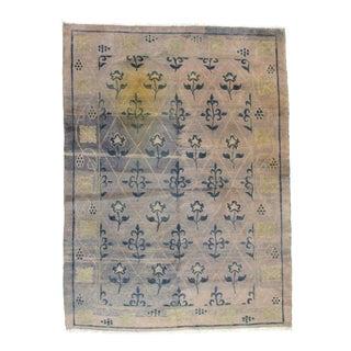 "Leon Banilivi Nepalese Wool Pile Carpet - 5'7"" X 7'7"""