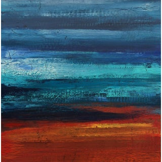 Alicia Dunn Original Contemporary Abstract Painting
